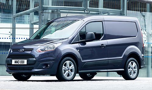 FORD TRANSIT CONNECT фургон - фото
