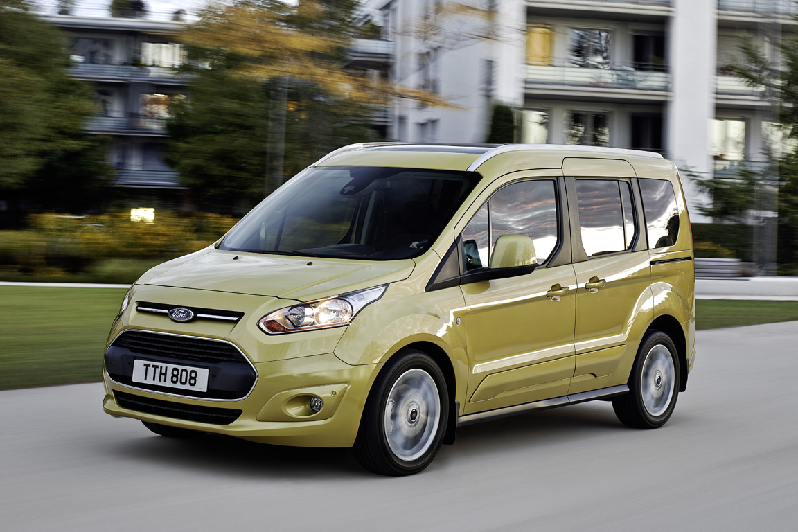 FORD GRAND TOURNEO CONNECT Kombi - фото