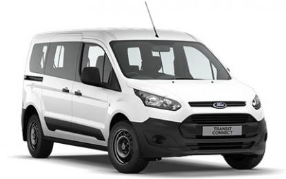 FORD TRANSIT CONNECT Kombi - фото