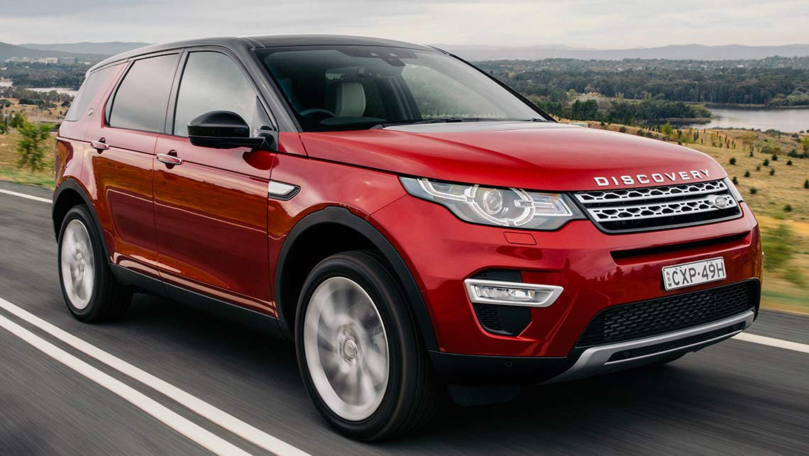 LAND-ROVER DISCOVERY SPORT (LC) - фото