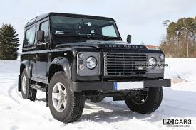 LAND-ROVER DEFENDER Station Wagon (LD) - фото