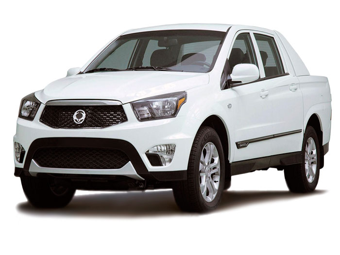 SSANGYONG ACTYON SPORTS II - фото
