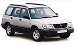 SUBARU FORESTER (SF) - фото