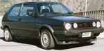 VW GOLF II (19E, 1G1) - фото