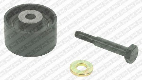 SNR GE358.27 Паразитный / Ведущий ролик, зубчатый ремень