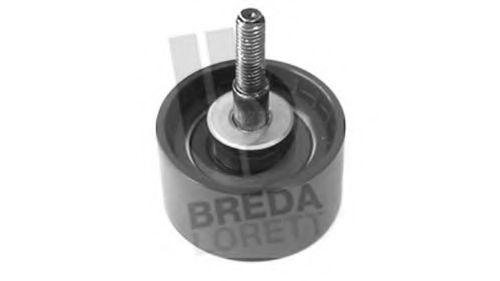 BREDA LORETT PDI3695 Паразитный / Ведущий ролик, зубчатый ремень