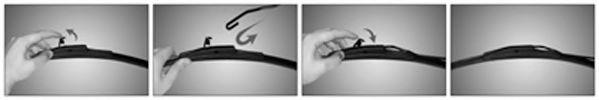 TRICO NF500 Щетка стеклоочистителя