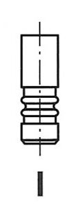 FRECCIA R4738/SCR Впускной клапан