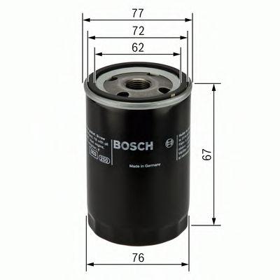 BOSCH 0 451 103 300 Масляный фильтр