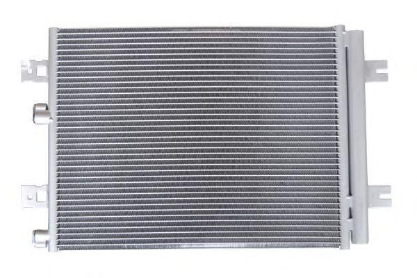 Радиатор кондиционера ASAM 32045