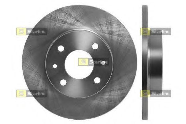STARLINE PB 1033 Тормозной диск