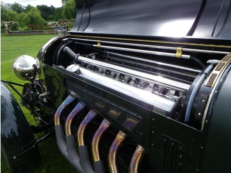 Bentley Meteor самый «прожорливый» автомобиль на нашей